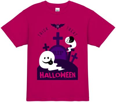 オバケ オリジナル ハロウィンTシャツ