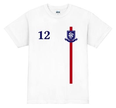 イングランド風デザイン! サッカー・フットサル ユニフォーム