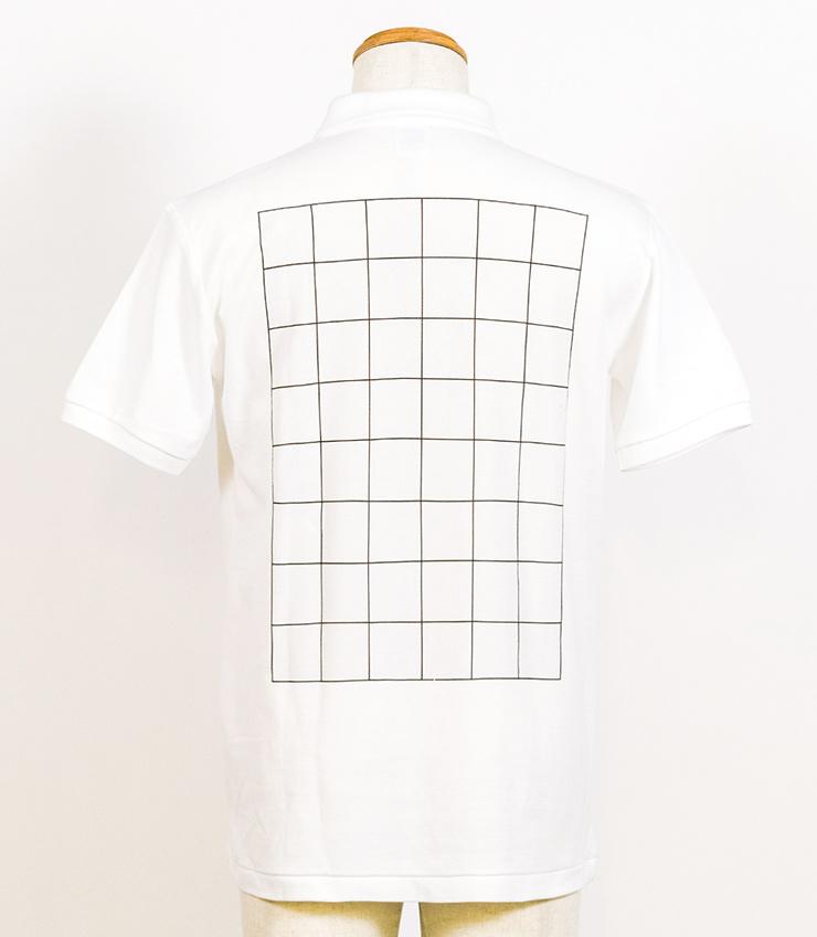 定番ポロシャツ 裏