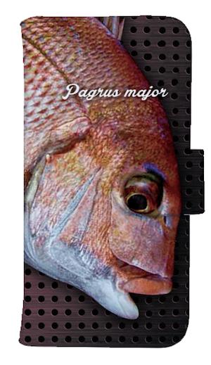 オリジナルスマホケース Angler's Case
