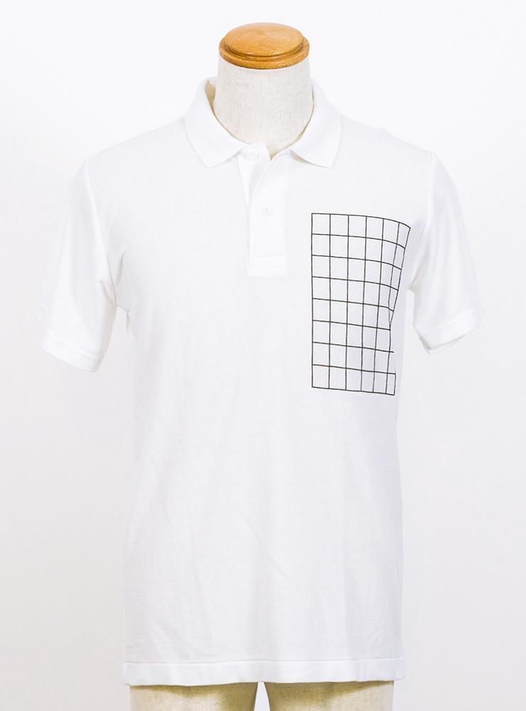 ライトポロシャツ 表