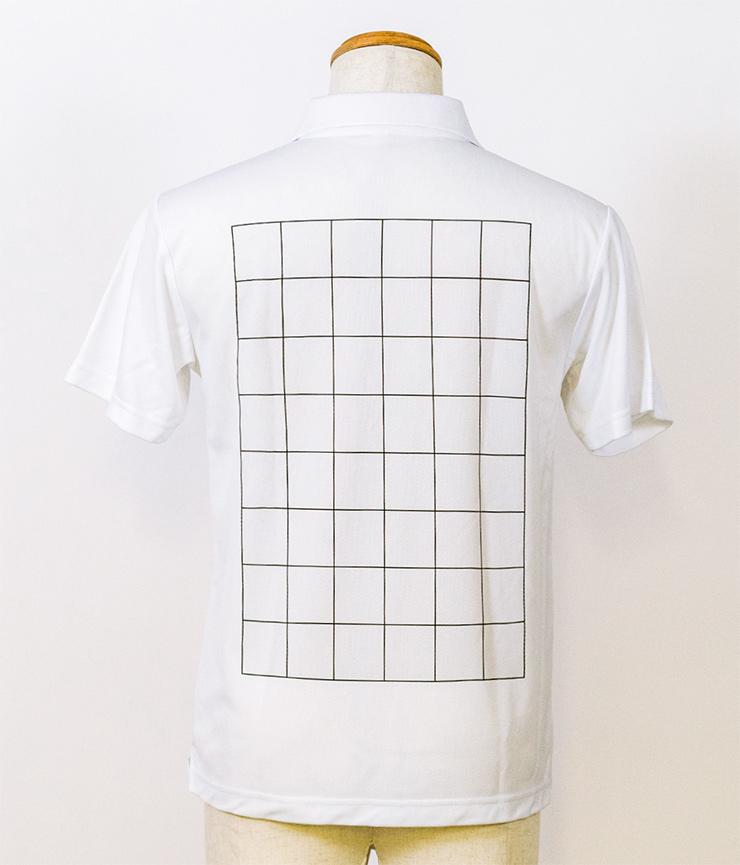 ライトドライポロシャツ 裏
