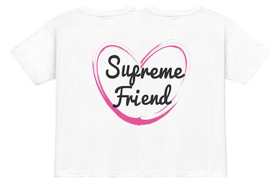 supreme friend!
