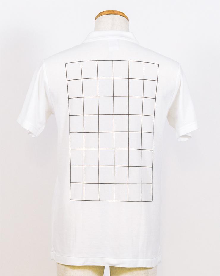 ライトポロシャツ 裏