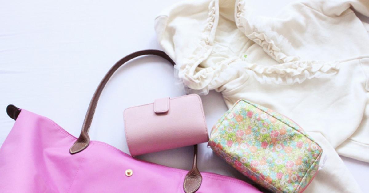 大人も可愛く持てるトートバッグ!利用シーンやサイズ選びのポイント、洗濯方法まで一挙解説!