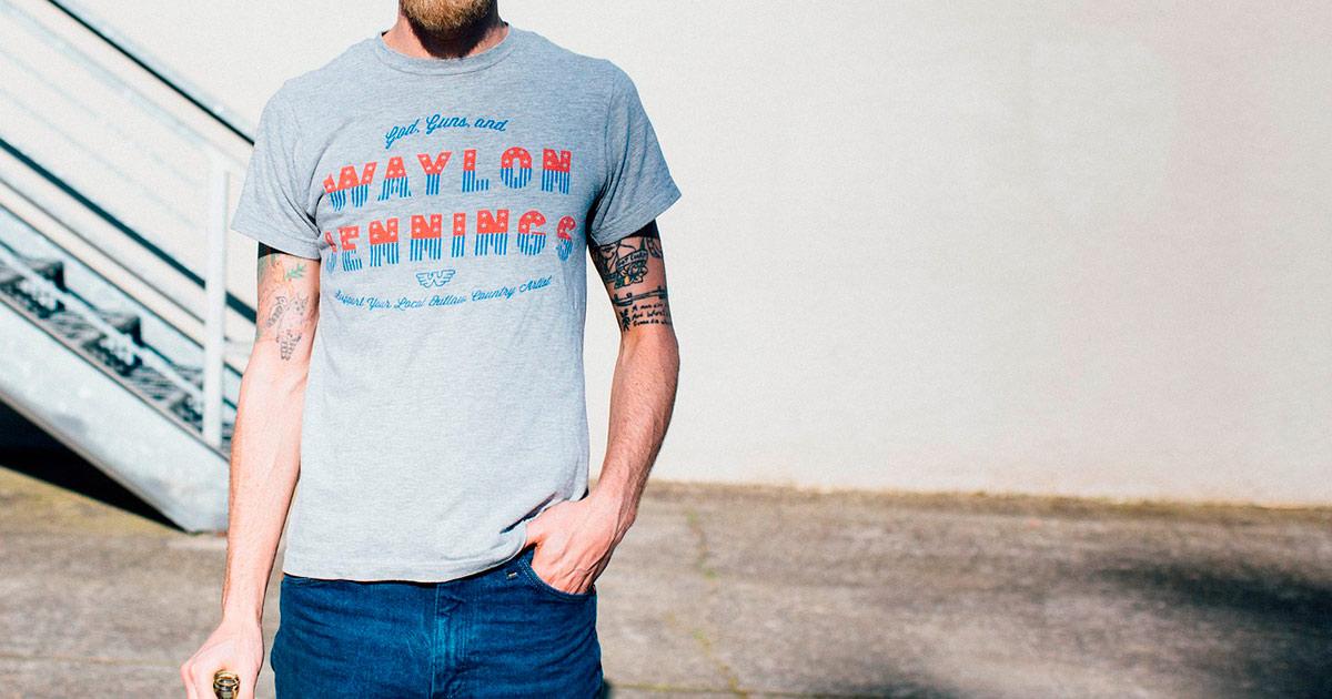 2018年 男子は着るべき!6つのトレンドを押さえたメンズTシャツ