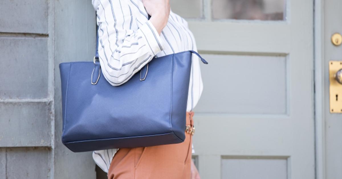 女性に人気なレザートートバッグ。使いやすいカラーやレザーの種類など徹底解説!