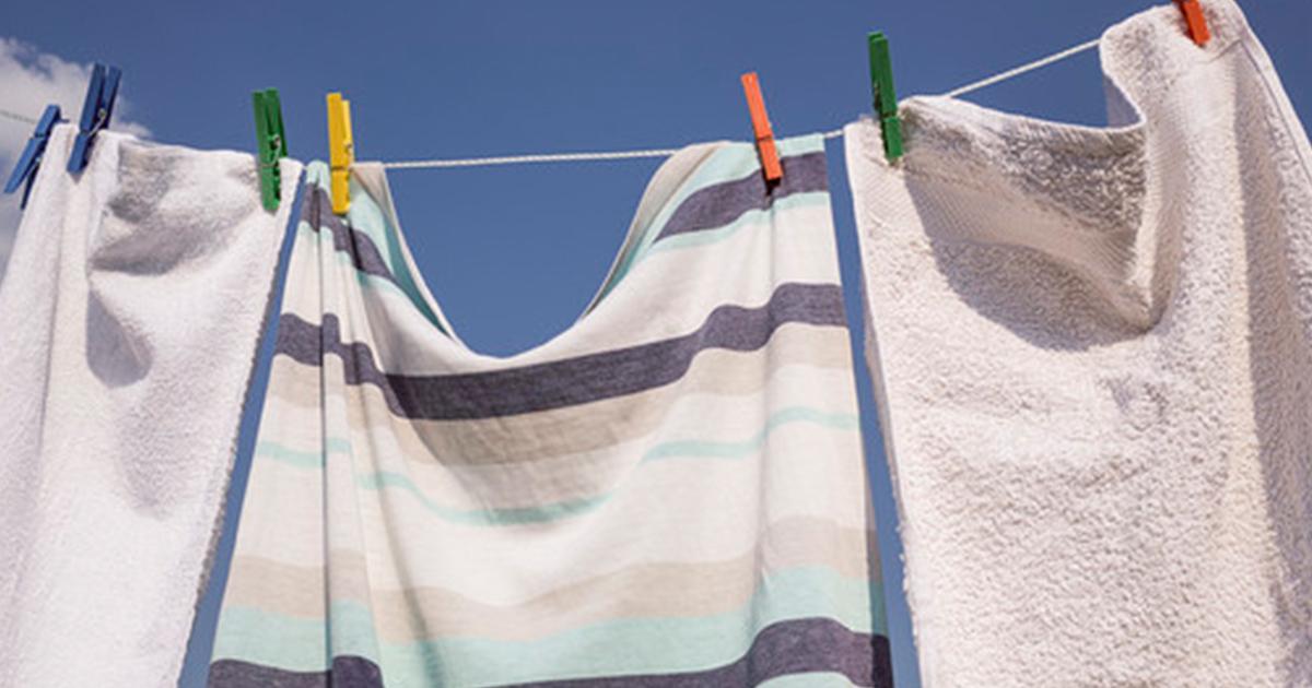 おすすめのタオル干しスタンドを厳選してご紹介!便利なタオル干しハンガーも