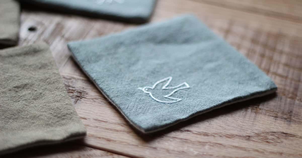 【初心者必見】誰でも簡単にできる!おしゃれでかわいい刺繍デザイン10選
