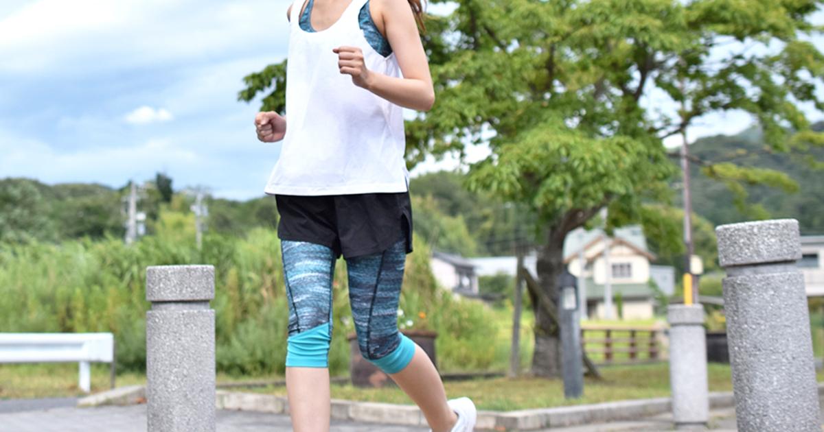 絶対痩せる!初心者でも続けられるダイエットに効果的なジョギング法