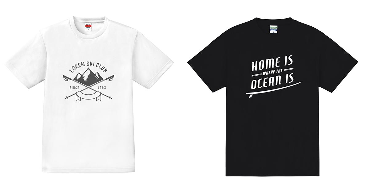 【快適さを求めるなら】ユナイテッドアスレのオリジナルTシャツの特徴と取り扱い商品一覧