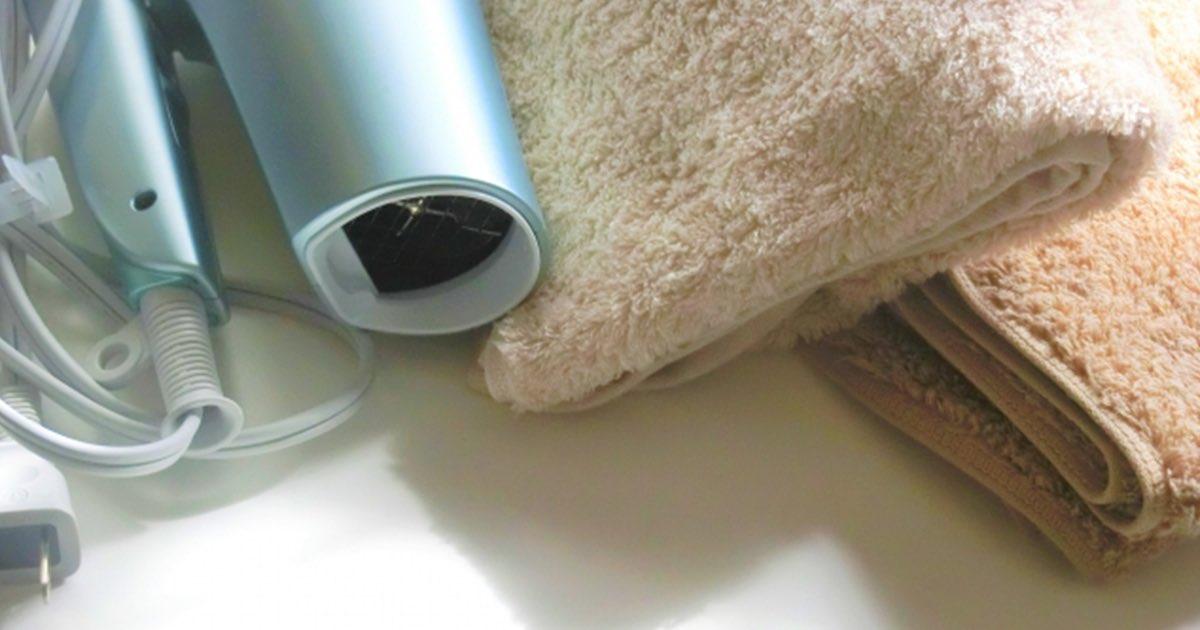 タオルのカビ対策を知って、もっと快適な毎日に