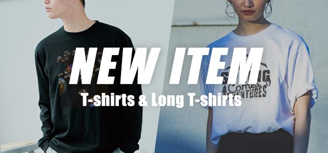【2021年5月発売】人気のビッグシルエットから、Vネックまで人気の最新オリジナル半袖、長袖Tシャツが仲間入り!│オリジナルTシャツTMIXの新商品