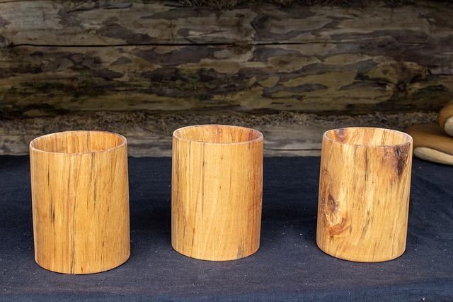 木製のマグカップが注目の理由!上手にオリジナル作成する方法