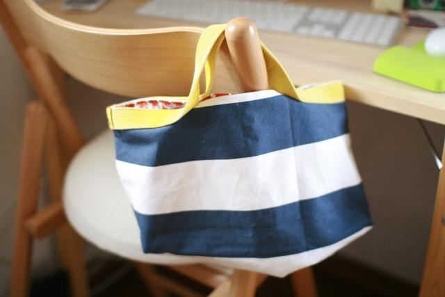 手作りトートバッグにおすすめな素材と簡単な作り方