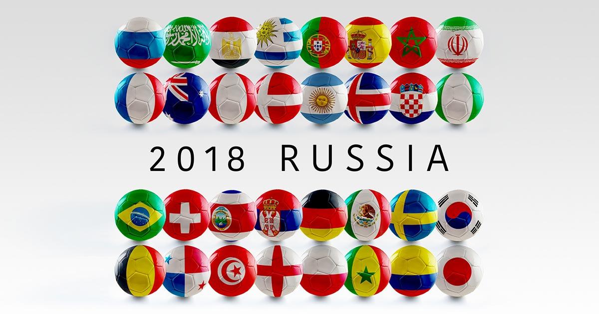2018年ワールドカップはオリジナルTシャツを着て応援しよう!