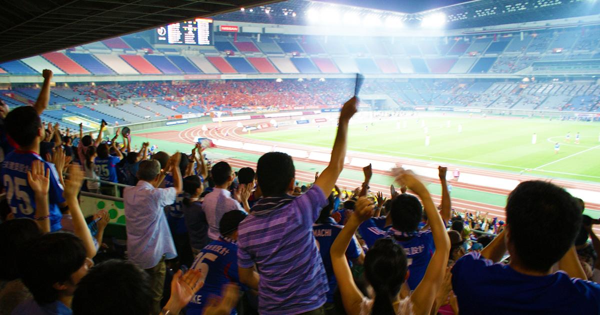 サッカー観戦の応援服はオリジナルTシャツで盛り上げよう!