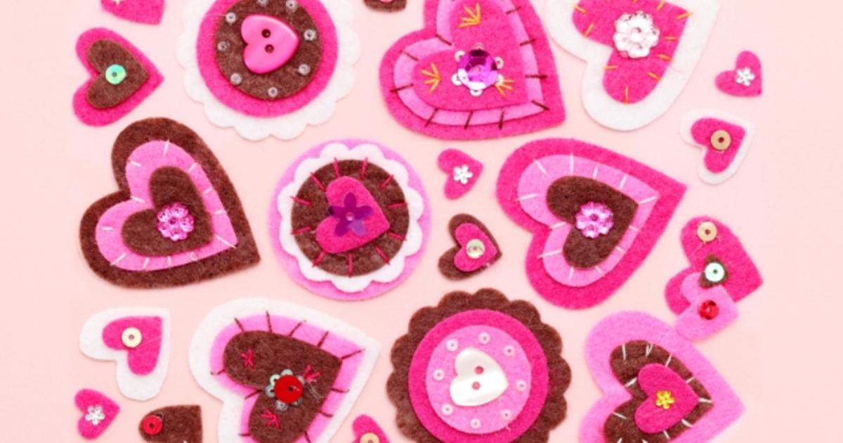 初心者の方必見!簡単に可愛い刺繍ワッペンを作る方法とコツを紹介
