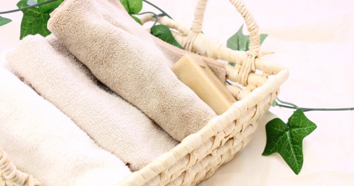 洗い方次第で触感が全然違う!タオルをふわふわにするにはどうすればいい?