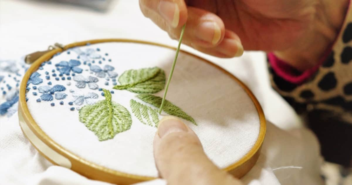 【保存版】初心者でも簡単にできる!刺繍のやり方と失敗しないコツを徹底解説