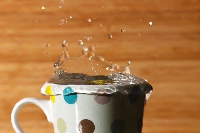 お気に入りの蓋をオリジナルマグカップに!