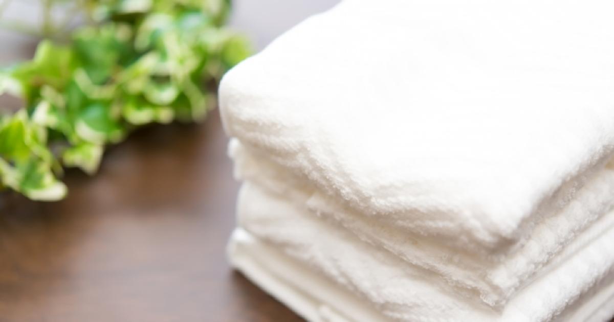 【保存版】タオルにもいろいろな種類がある!?サイズで分類される各タオルの特徴とその用途について解説