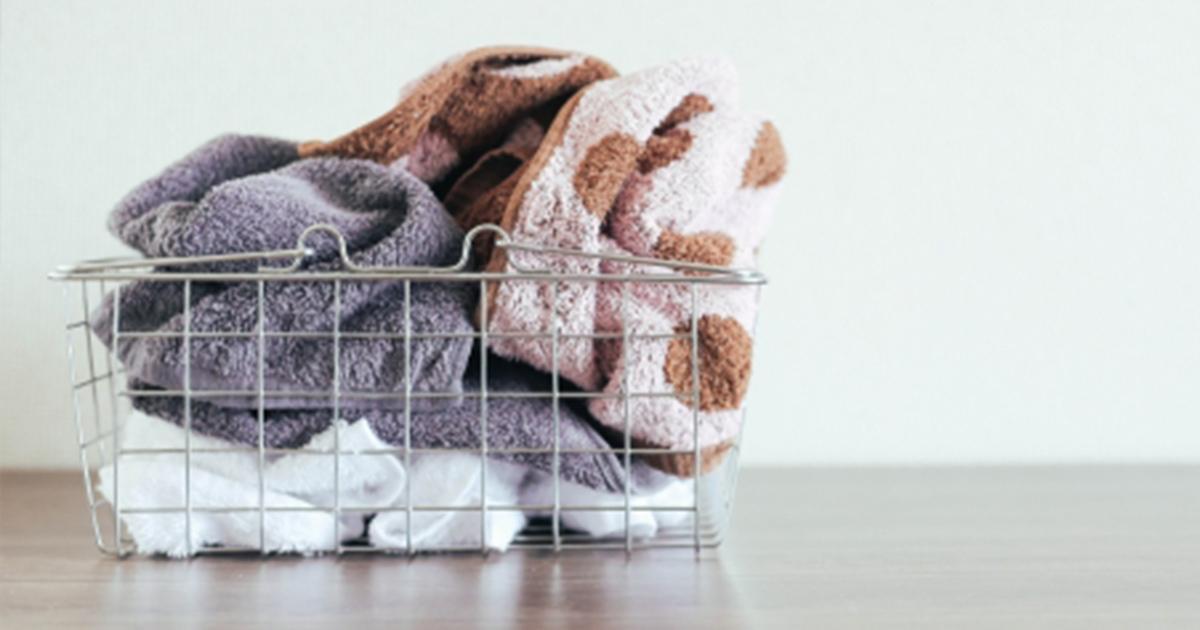 タオルを洗剤でちゃんと洗ってても臭いが取れない!その原因と対処法は?