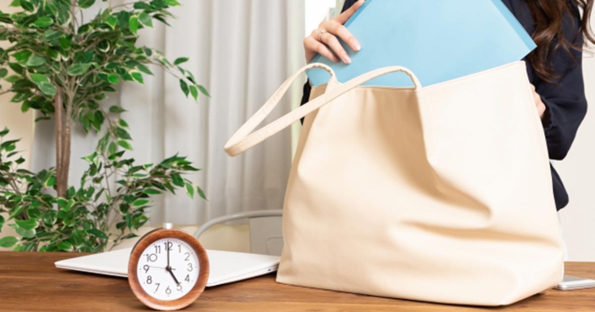 ビジネスバッグならトートバッグがおすすめ!選び方のポイントと人気の理由をご紹介