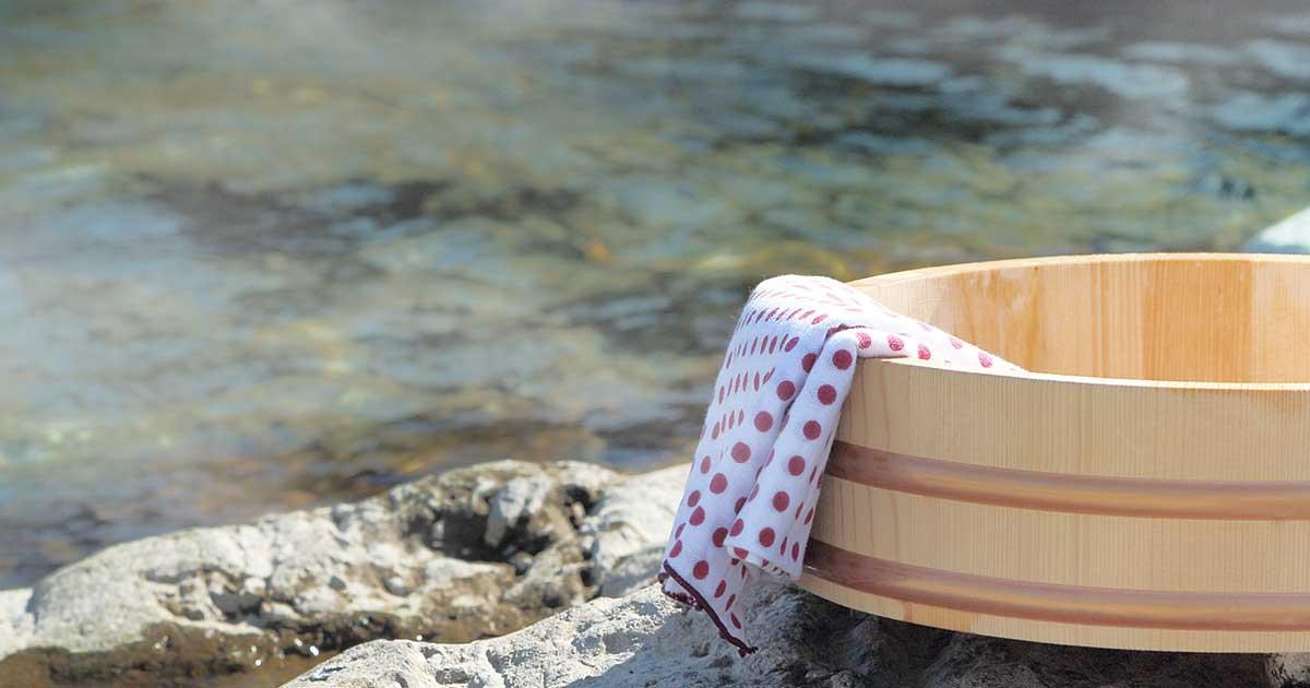 温泉タオルは1枚からオリジナルで作れる!業者と価格紹介
