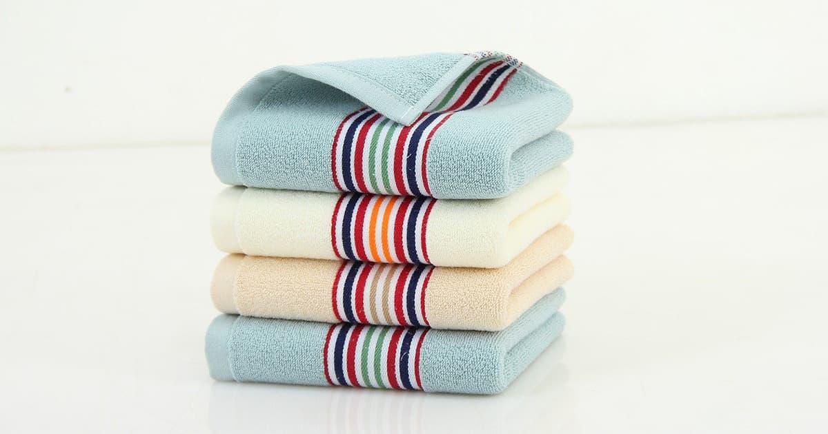 ハンドタオルとは?他のタオルとの違いとおすすめ商品5選を解説