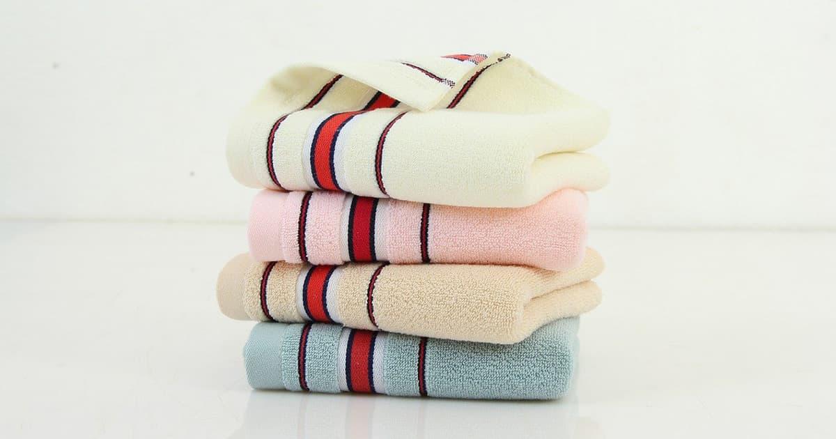 タオルの嫌な臭いは熱湯消毒!悪臭の原因や対策方法をご紹介