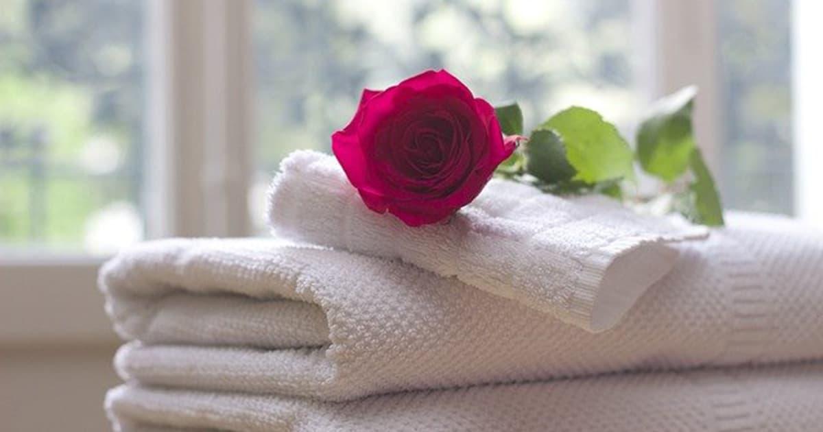 タオルの黒ずみを落とす2つの方法!黒ずみの原因や予防法も紹介