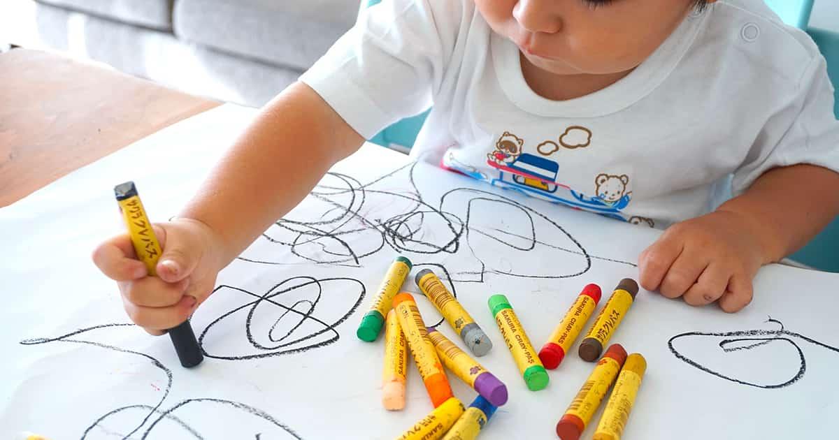 子供の手描きの絵をバッグにプリント♪お祝いや卒園記念に
