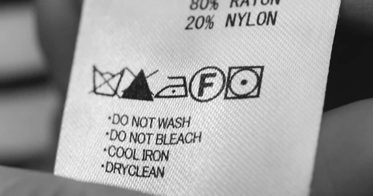 オリジナル プリントTシャツの洗濯方法
