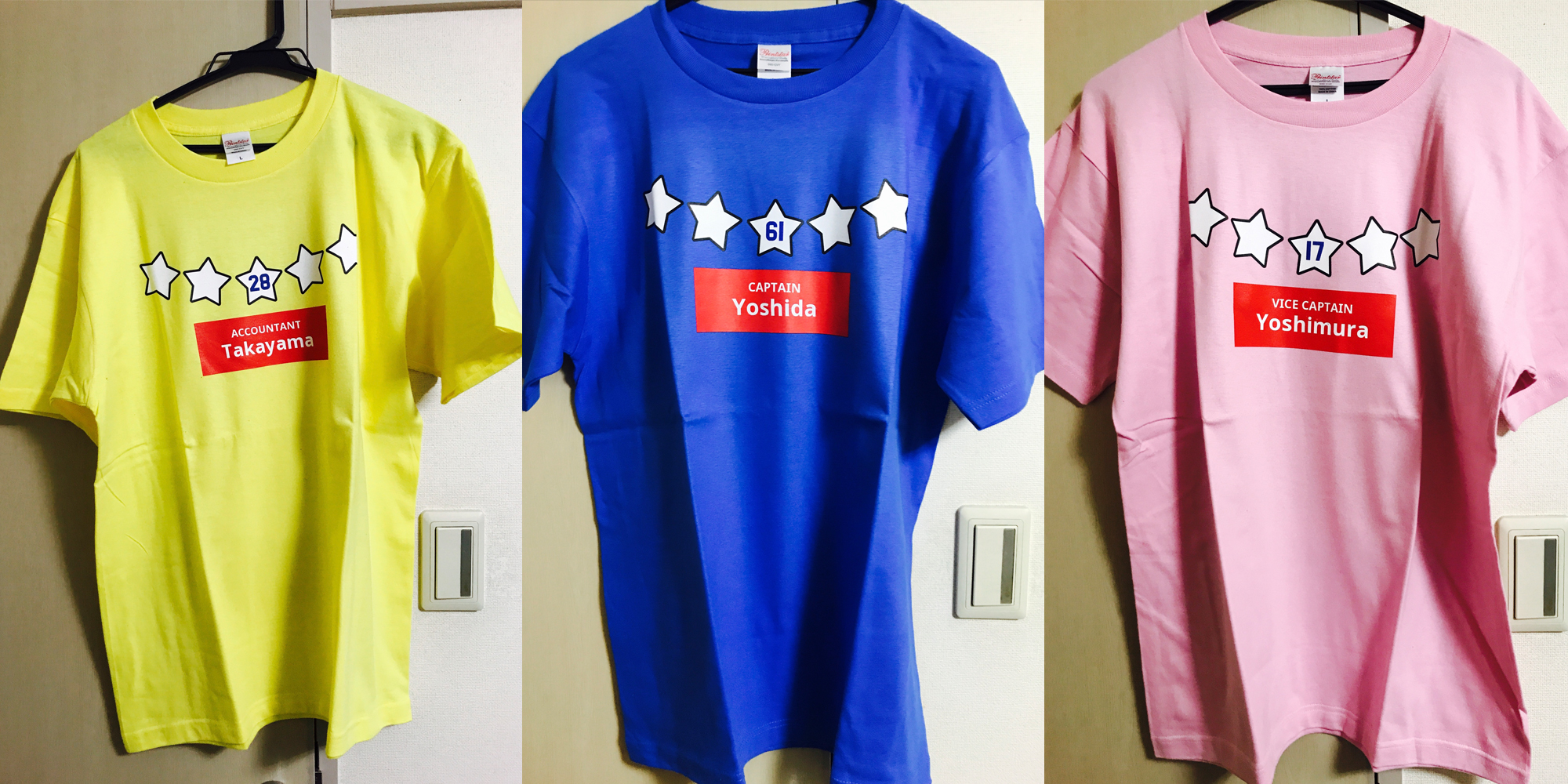 10代・女性・かおりさんのオリジナルプリント作成事例丨オリジナルTシャツTMIX
