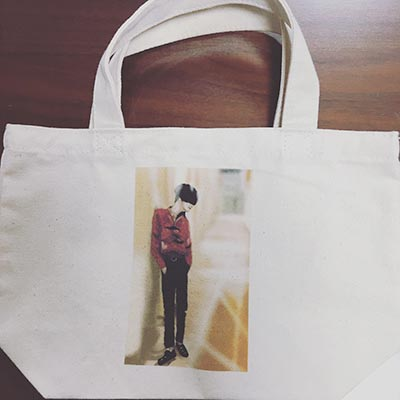 30代・女性・きよみんさんのオリジナルプリント作成事例丨オリジナルTシャツTMIX