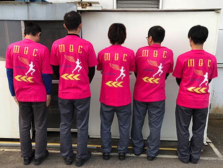 40代・男性・まささんのオリジナルプリント作成事例丨オリジナルTシャツTMIX