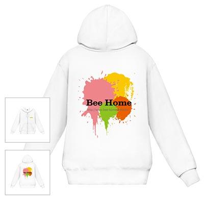 40代・女性・Bee Homeさんのオリジナルプリント作成事例丨オリジナルTシャツTMIX