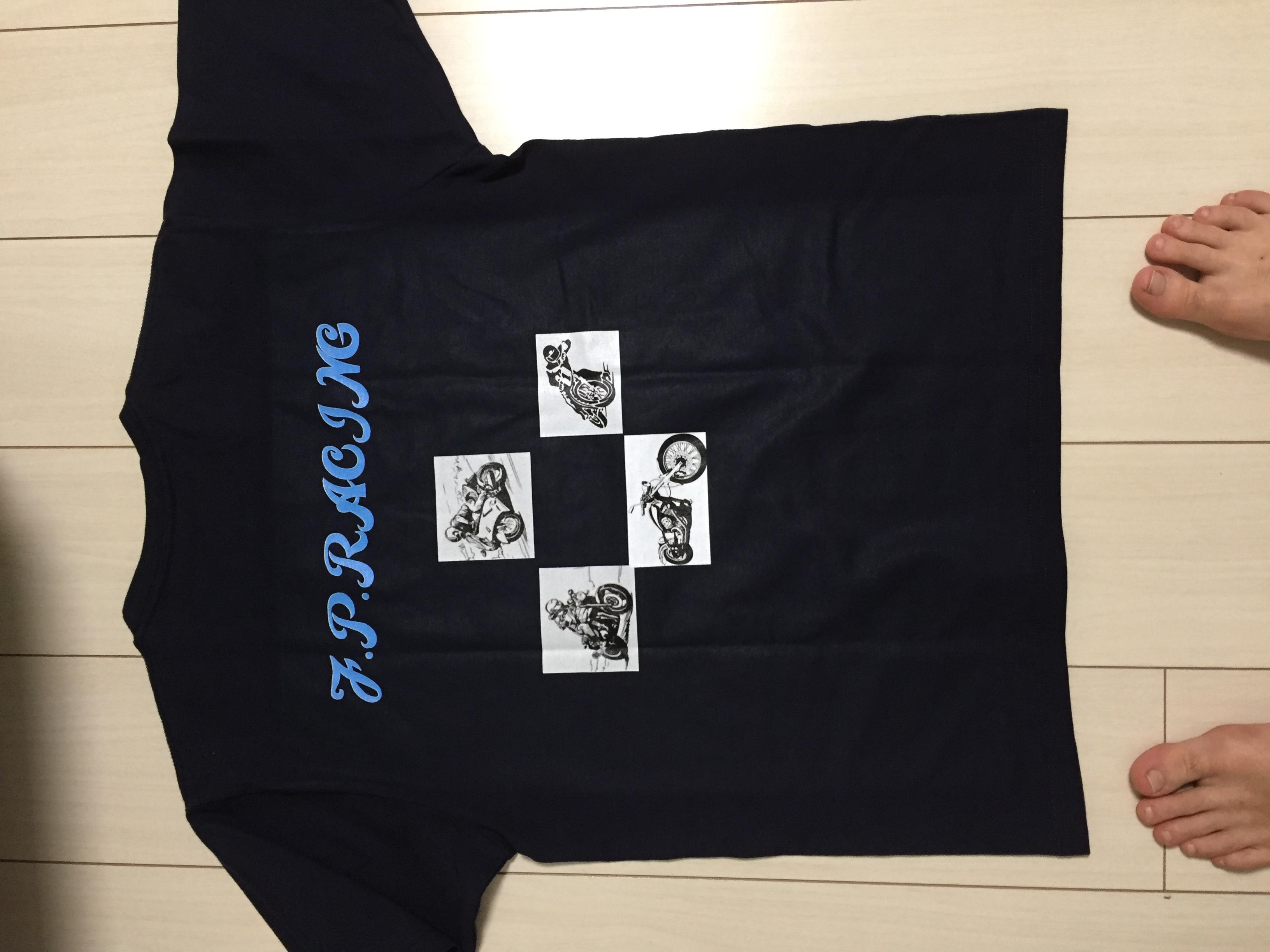 10代・女性・ラッキーさんのオリジナルプリント作成事例丨オリジナルTシャツTMIX