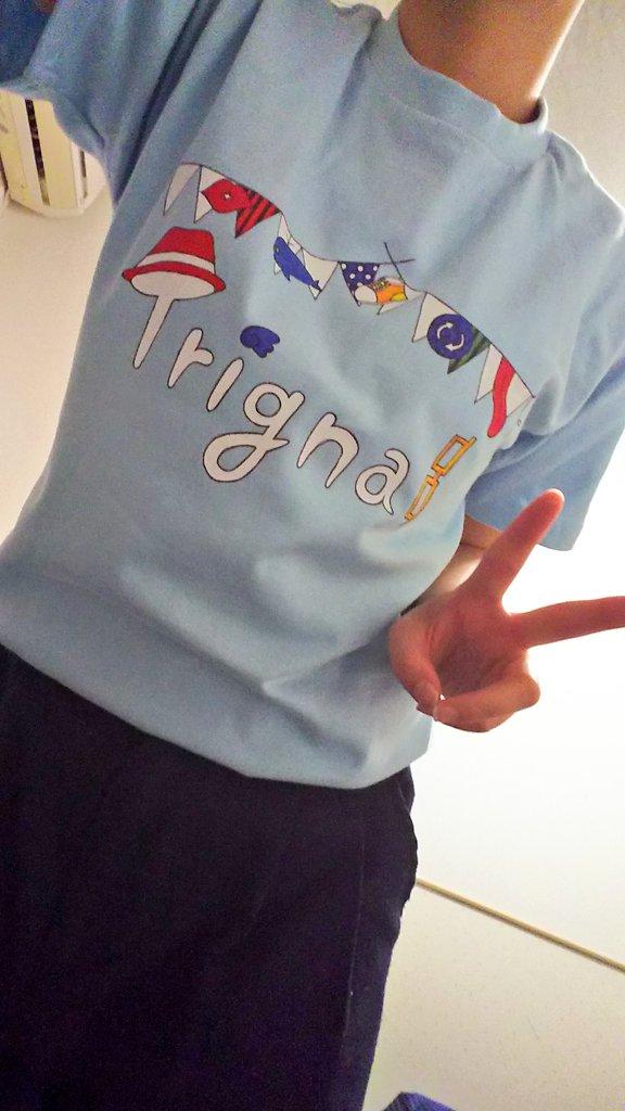10代・女性・きみーさんのオリジナルプリント作成事例丨オリジナルTシャツTMIX