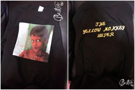 30代・女性・TYMSさんのオリジナルプリント作成事例丨オリジナルTシャツTMIX