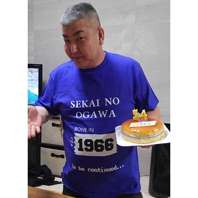 40代・女性・ピースケさんのオリジナルプリント作成事例丨オリジナルTシャツTMIX