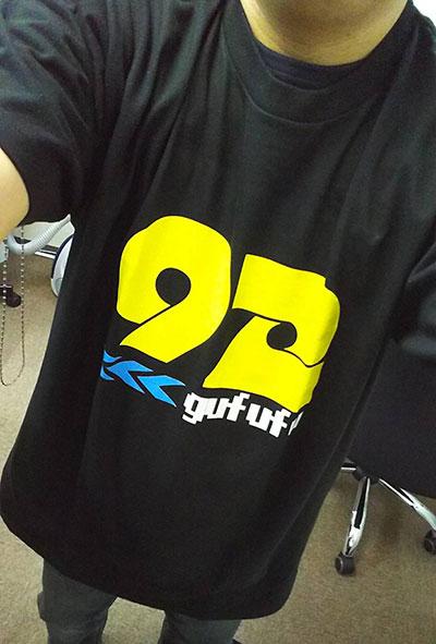 40代・男性・ぐふさんのオリジナルプリント作成事例丨オリジナルTシャツTMIX