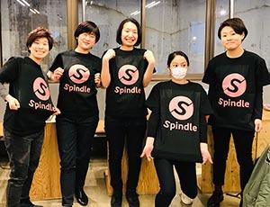 10代・女性・まきさんのオリジナルプリント作成事例丨オリジナルTシャツTMIX