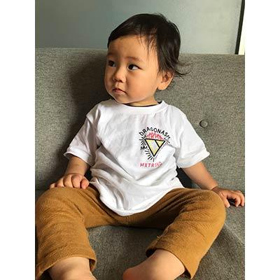 30代・男性・えいきさんのオリジナルプリント作成事例丨オリジナルTシャツTMIX