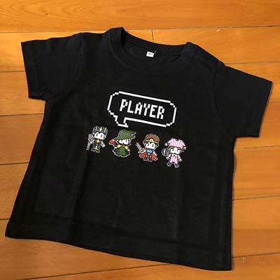 20代・女性・ぴょん吉さんのオリジナルプリント作成事例丨オリジナルTシャツTMIX