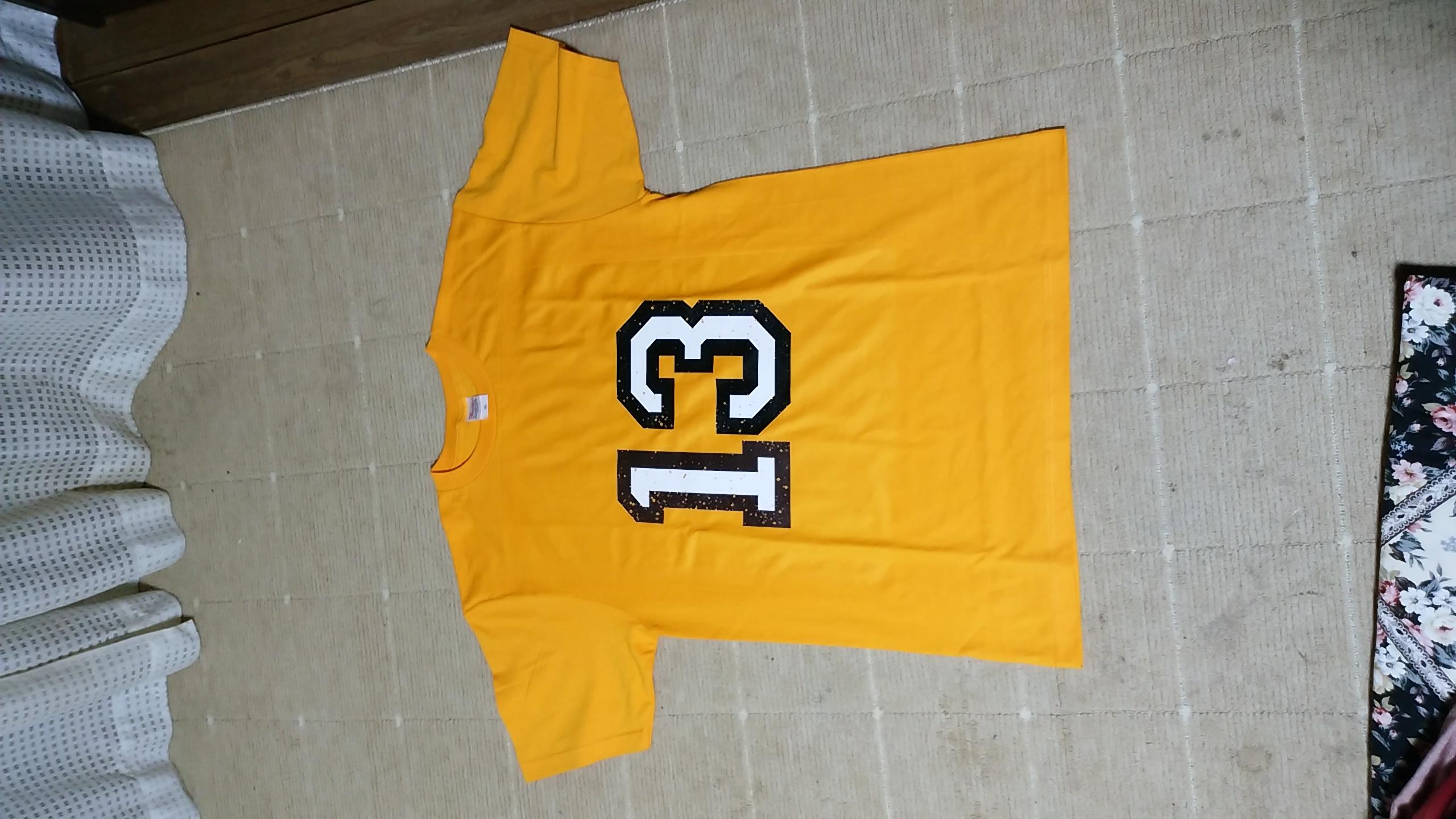 10代・男性・あずさ兄'17HRMさんのオリジナルプリント作成事例丨オリジナルTシャツTMIX
