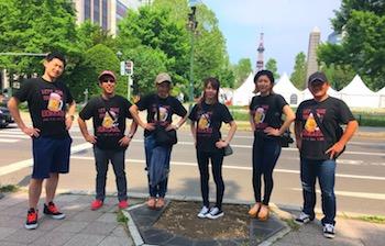 40代・男性・しげさんのオリジナルプリント作成事例丨オリジナルTシャツTMIX