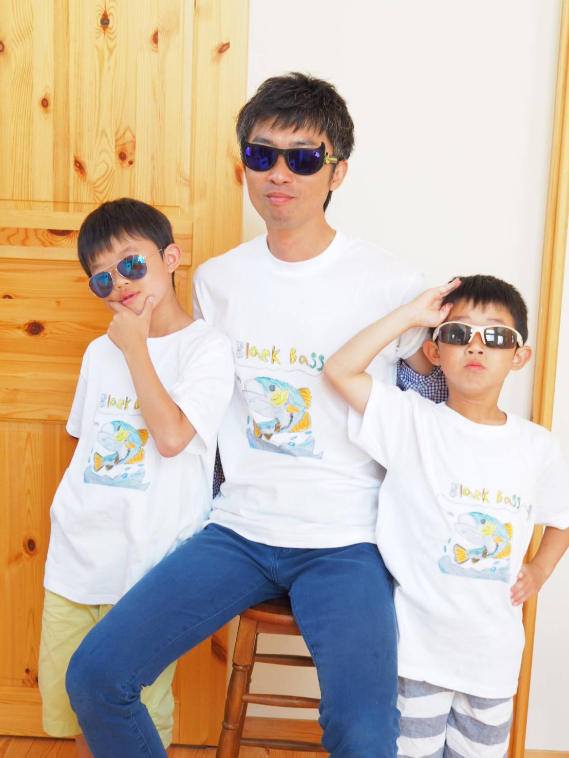30代・男性・仮面ライダーひじきさんのオリジナルプリント作成事例丨オリジナルTシャツTMIX