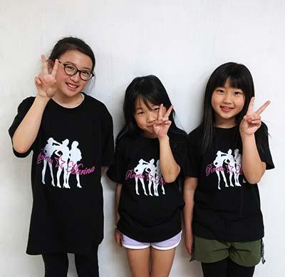 40代・女性・ラナママさんのオリジナルプリント作成事例丨オリジナルTシャツTMIX